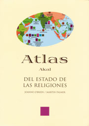 The Atlas of Religion Spanish Edition