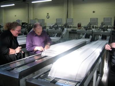 Visit to CPI Printers