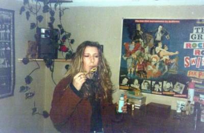 Isabel Ashdown in1987
