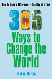 365 Ways to Change the World US Edition