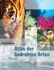 The Atlas of Endangered Species German Edition