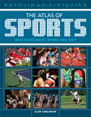 Atlas of Sport US Edition