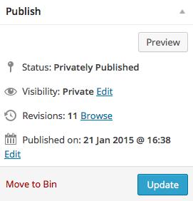 wp-publishing-status